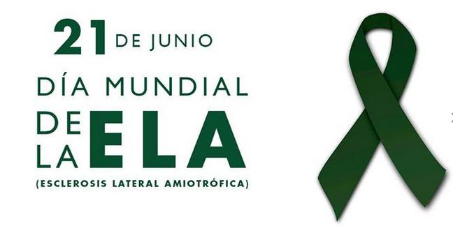 21 de junio Día Mundial de la ELA (Esclerosis Lateral Amiotrófica). C9orf72 ELA