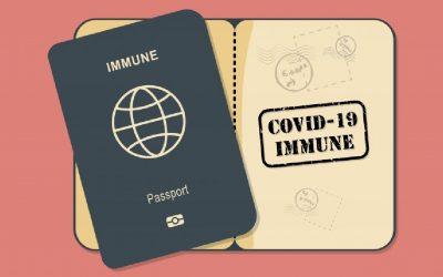 ¿Es ético el uso de un pasaporte serológico?