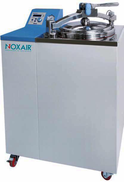 Autoclave vertical STERILVAC 100 litros
