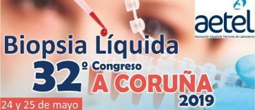 32 Congreso AETEL Biopsia Líquida