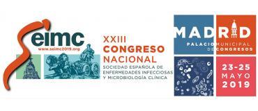 XXIII Congreso Sociedad Española de Enfermedades Infecciosas y Microbiología Clínica