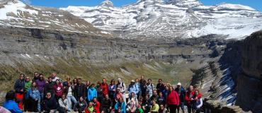 Celebración 50 Aniversario RAFER en Boltaña