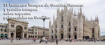 51 Congreso Europeo de Genética Humana