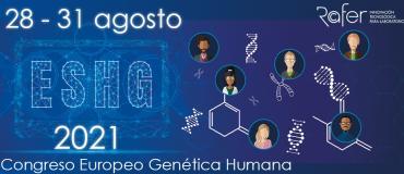 Conferencia Europea de Genética Humana 2021