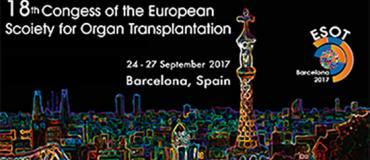 XVIII Congreso de la Sociedad Europea de Trasplante de Órganos