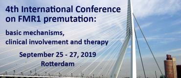 4ª Conferencia Internacional sobre la premutación de FMR1