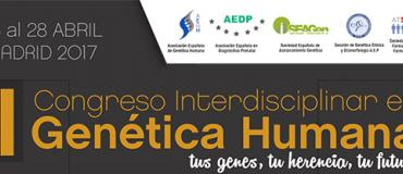 I Congreso Interdisciplinar en Genética Humana