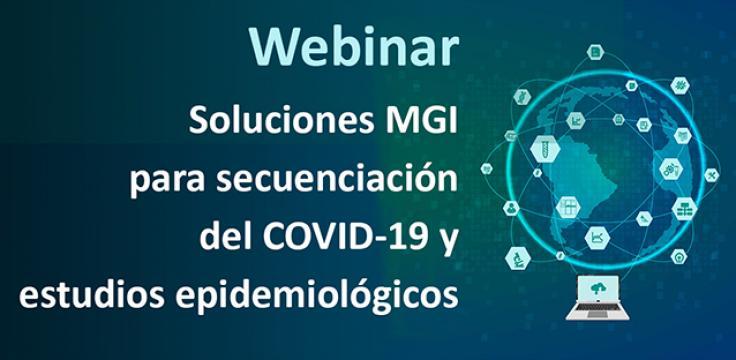 Soluciones MGI para secuenciación del COVID-19 y estudios epidemiológicos