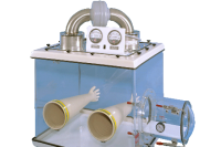 Cámara compacta serie 830 con filtros HEPA