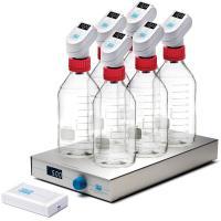 Sensor respirométrico biodegradado en plásticos