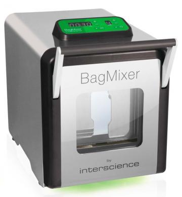Homogeneizador BagMixer SW