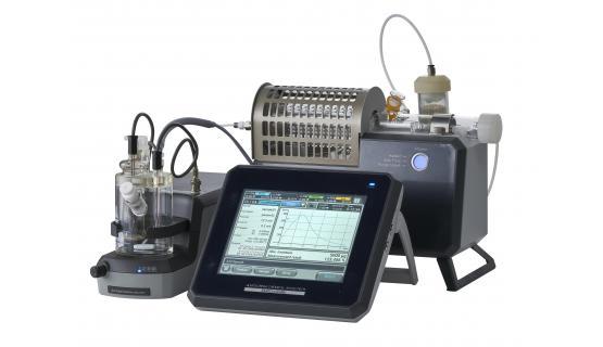 Medidor de humedad CA310 columbimétrico con vaporizador VA300