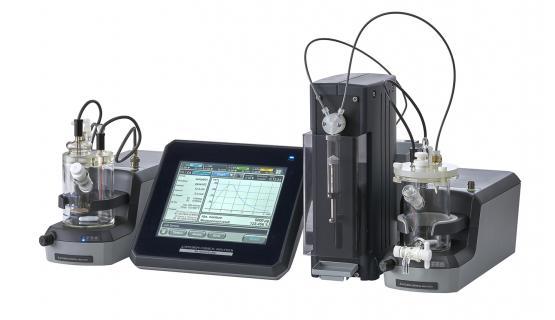 Medidor de humedad CA310 doble canal columbimétrico-volumétrico