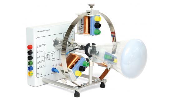 Osciloscopio didáctico