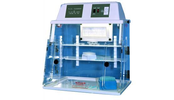 Cámara PCR (UV) 825 - Con filtro HEPA