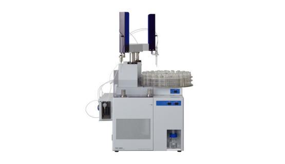 Analizador de Carbono y Nitrógeno TOC-300V