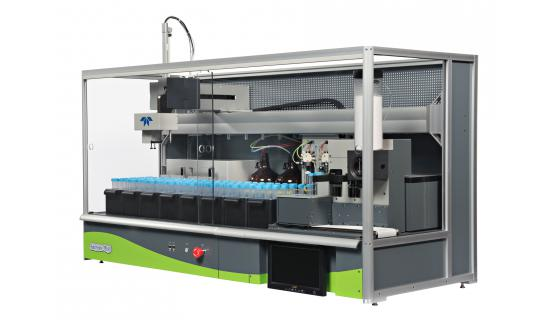 Sistema Preparación de muestras Automate Q40