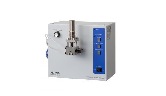 Inyector de muestras acuoss ASI-210