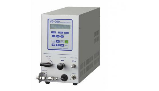 Inyector VG-200 para determinación de agua en muestras de LPG