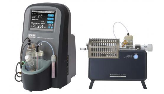 Medidor Humedad CA-31 con vaporizador VA300
