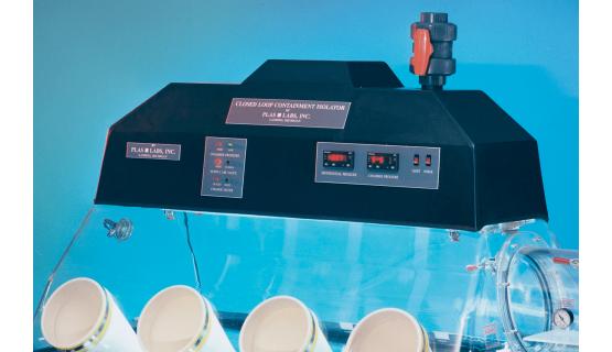 Cámara con filtros HEPA Mod. 870-CLC