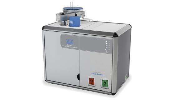 Analizador simultáneo Carbono /Nitrógeno CN802