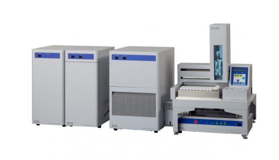 Sistema simultáneo Azufre y Nitrógeno total NSX2100H + automuestreador de líquidos
