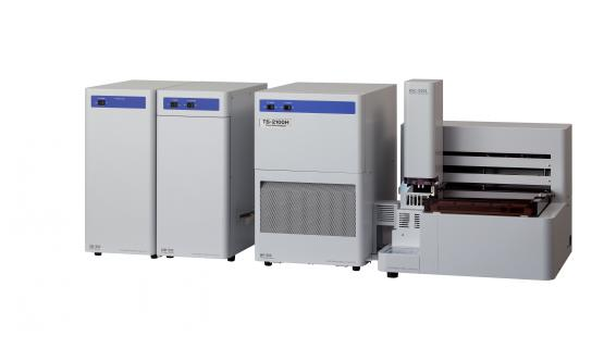 Sistema simultáneo Azufre y Nitrógeno total NSX2100H + automuestreador de sólidos