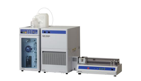 Unidad preparativa para conexión a Cromatografía iónica AQF-2100