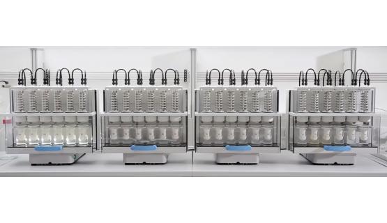 Extractor de grasas SER 158 - Hasta 4 posiciones desde la misma unidad