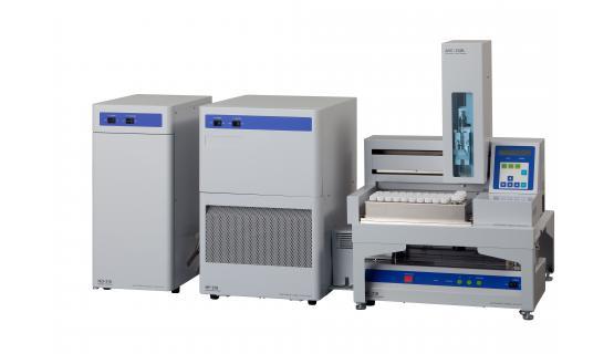 Analizador nitrógeno NSX-2100H-ND + automuestreador de líquidos
