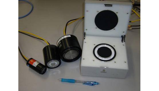 Opción J-Box  para resistivímetro Hiresta UX
