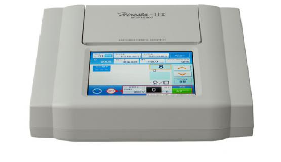 resistivímetro Hiresta UX