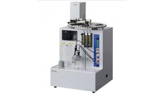 Analizador AOX-200  con inyector método batch