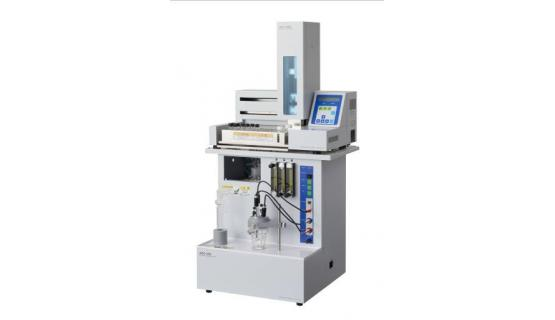 Analizador AOX-200 con opción para determinación de EOX (Halógenos Orgánicos Extraíbles)