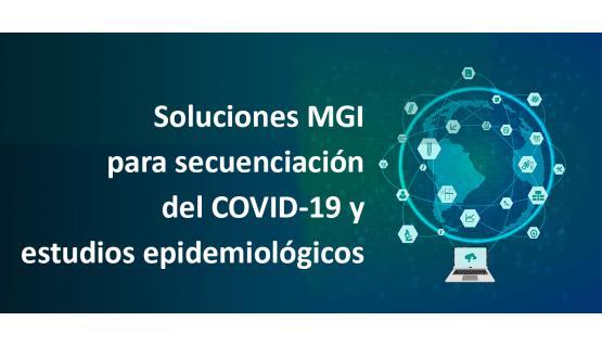 MGI - Secuenciación Masiva COVID-19