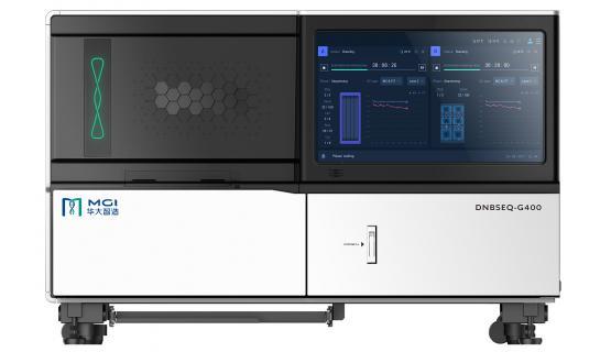 MGI - Secuenciador DNBSEQ-G400