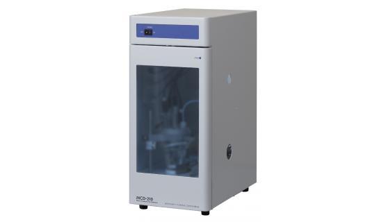 Sistema de detección columbimétrica MCD-210
