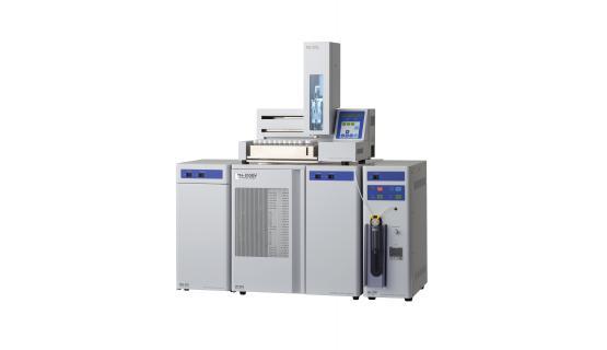 Analizador NSX-2100V-ND + automuestreador de líquidos + inyector de gases