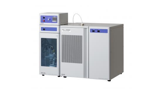 Analizador culombimétrico NSX2100V-MCD + inyector de gases