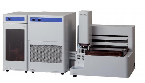 Analizador Halógeno/Azufre total NSX2100H con automuestreador de sólidos