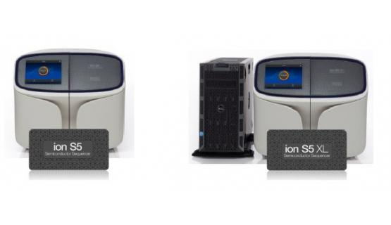 Ion S5 - Ion S5XL