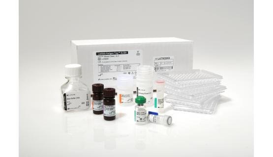Detección de anticuerpos anti-HLA lgG mediante técnica ELISA