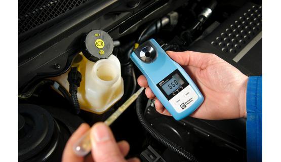 Refractómetro portátil digital OPTi - Automoción