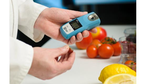 Refractómetro portátil digital OPTi