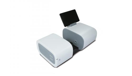 Espectrofotómetro UV-VIS detector de array de fotodiodo - OPTIZEN Alphalook