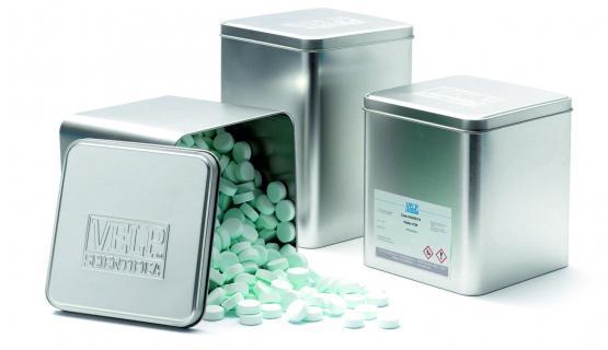 Tabletas digestión para Determinación Kjeldahl