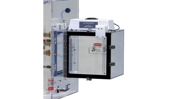 Caja de guantes para manipulación de polvos 840 PH-10 Interlock