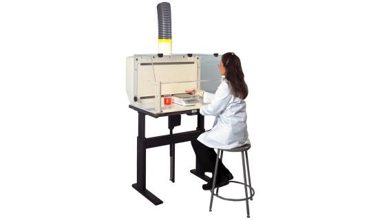 Vitrina de filtración VBE 900