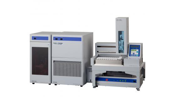Analizador Halógeno/Azufre total NSX2100H + Automuestreador de líquidos